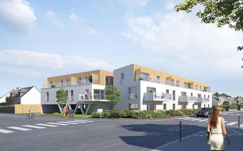 Appartement neuf, 97 m² La ré…