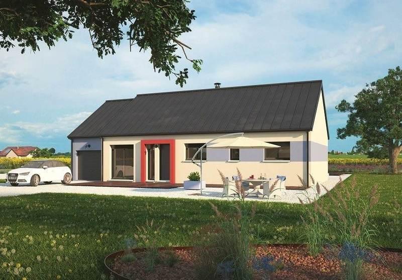 Maison neuve, 100 m² Le Va…