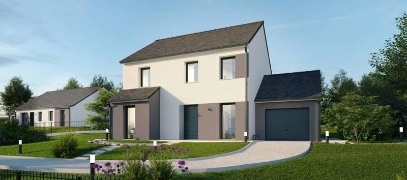 Maison neuve, 137 m² Grand…