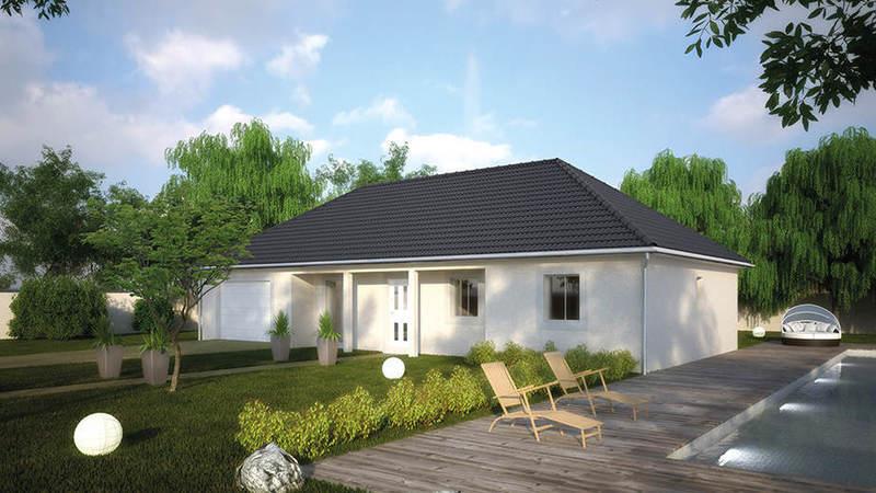 Maison neuve, 105 m² PROCH…