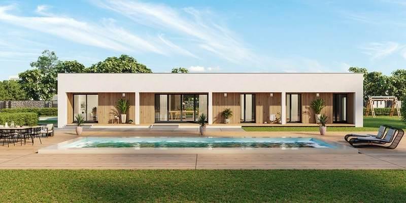 Maison neuve, 115 m² Grand…