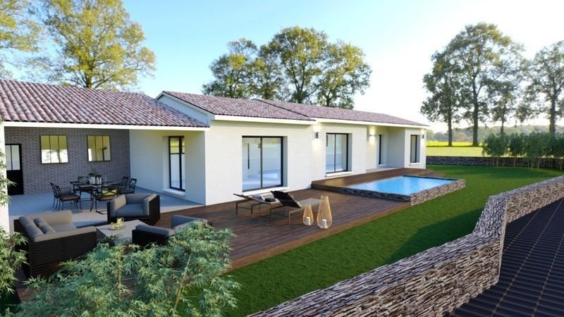 Maison neuve, 115 m² À ach…