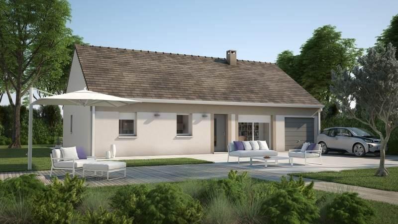 Maison neuve, 93 m² À Soi…