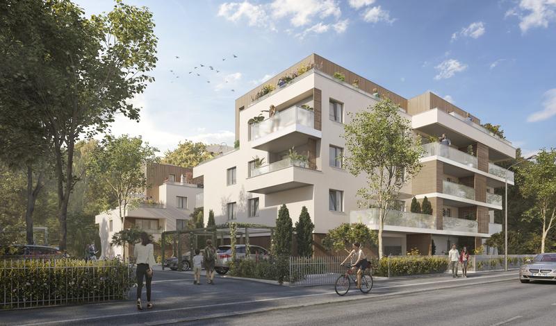 Appartement neuf, 108 m² Nouve…