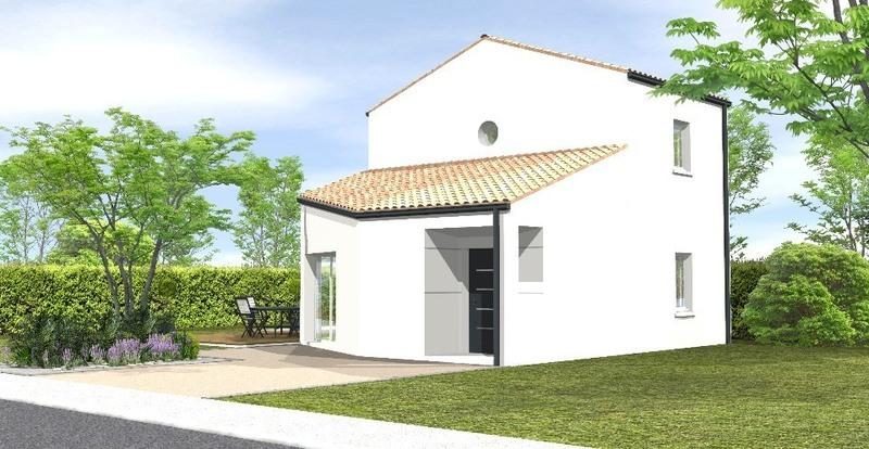 Maison neuve, 75 m² Conta…