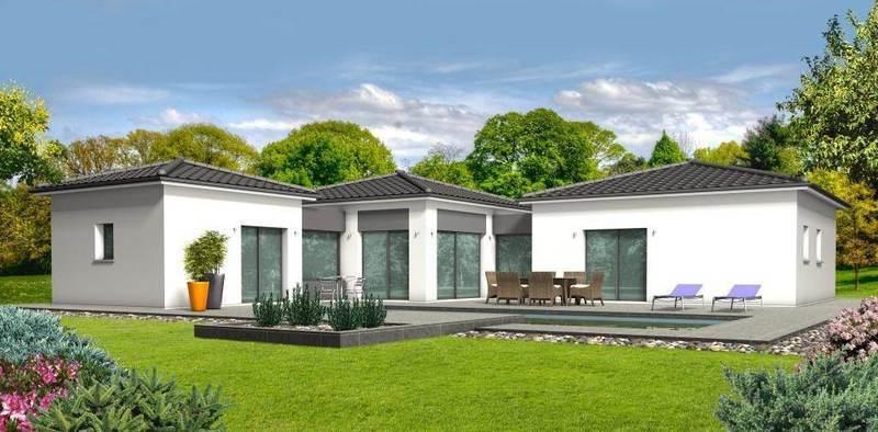 Maison neuve, 139 m² a 15 …