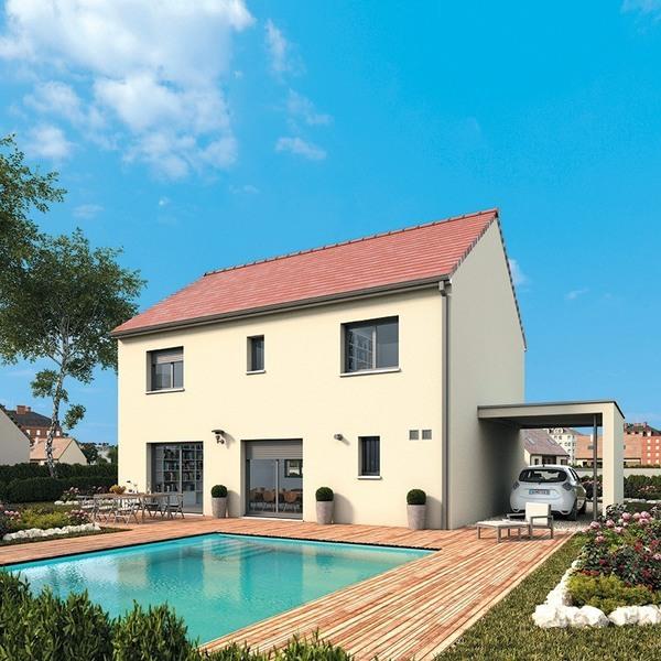 Maison neuve, 140 m² Port-…