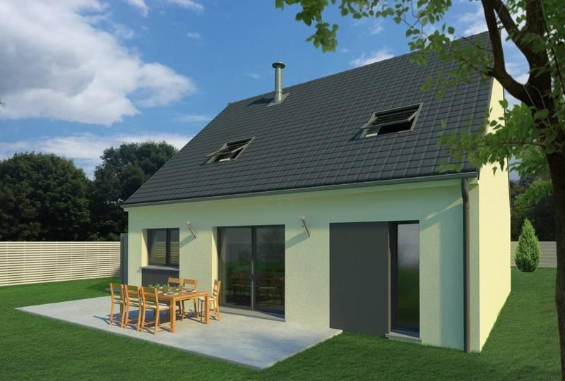 Maison neuve, 125 m² Afin …