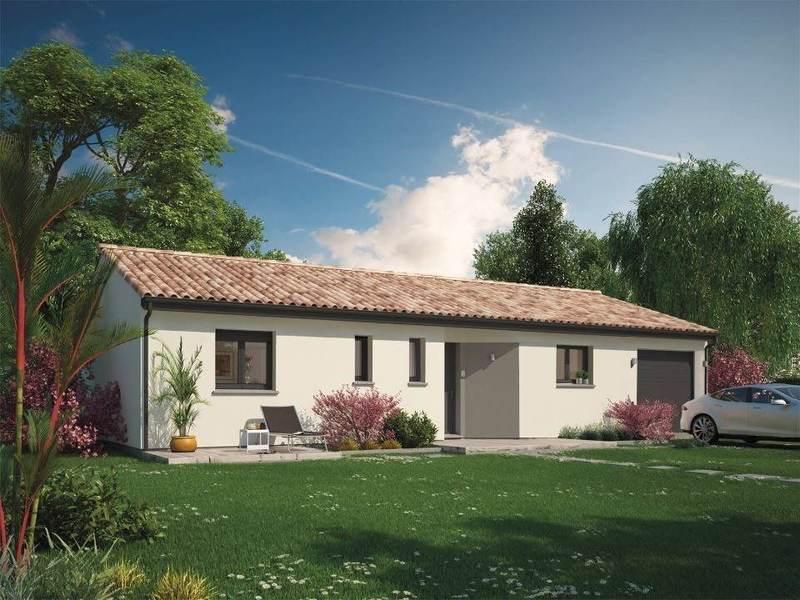 Maison neuve, 85 m² Lucie…