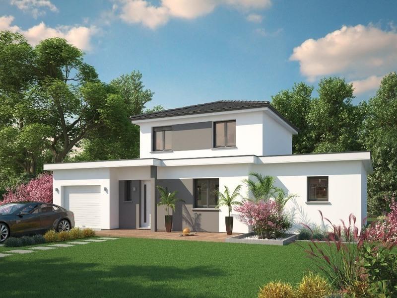 Maison neuve, 132 m² MCA v…