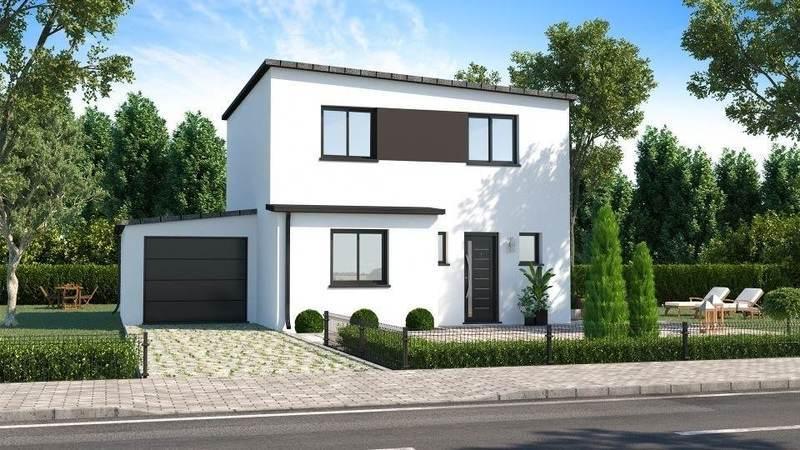 Maison neuve, 90 m² Pléla…