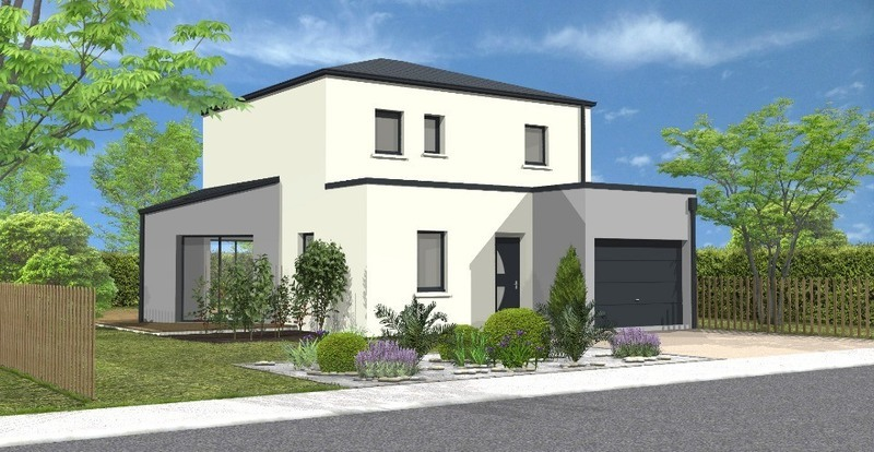 Maison neuve, 113 m² Un pr…