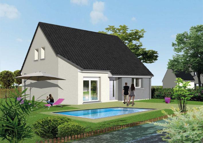 Maison neuve, 80 m² Vous …